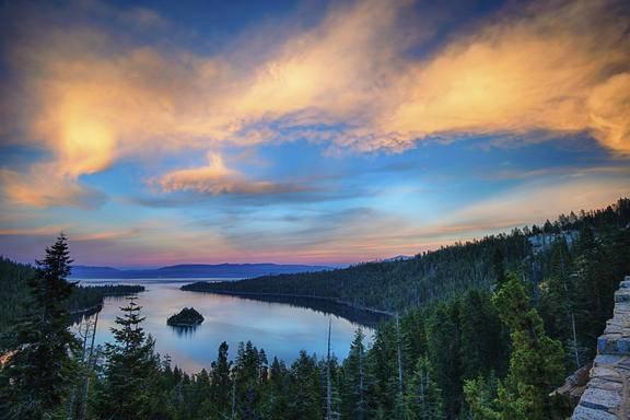 4 Dias: Tour de Monterrey-San Francisco-Lake Tahoe-Sequoia en Auto Bus