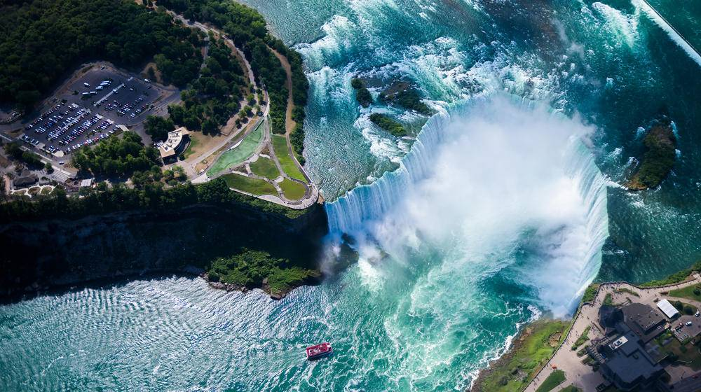 2-Day Niagara Falls Tour From New York/New Jersey with Watkins Glenn &  Corning Glass Museum - Super Value