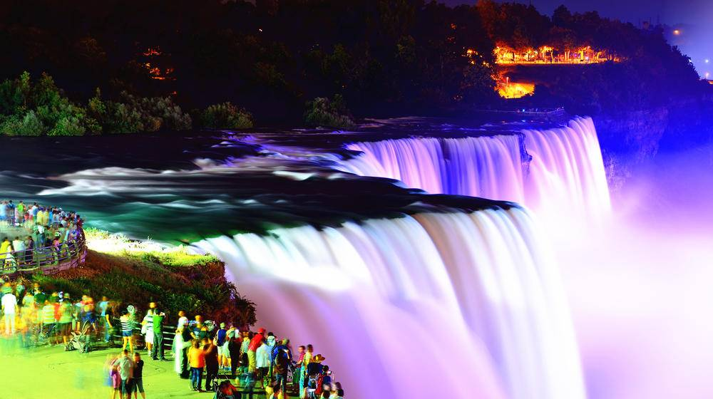 3 Días Tour De Cataratas Del Niágara Y Boston Desde Nyc
