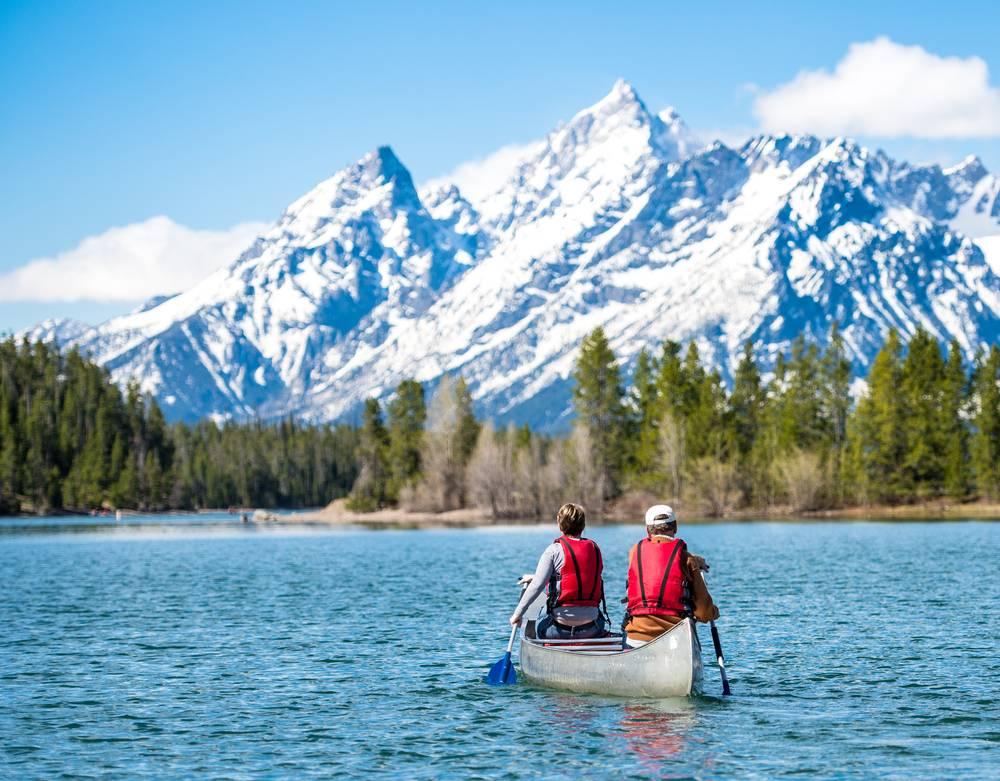 ‹ÛSmall Group Tour‹ÛÔYellowstone & Jackson Hole: 5-Day Grand Teton National Park, Edward Falls and Twin Towers Waterfall Tour From Salt Lake City