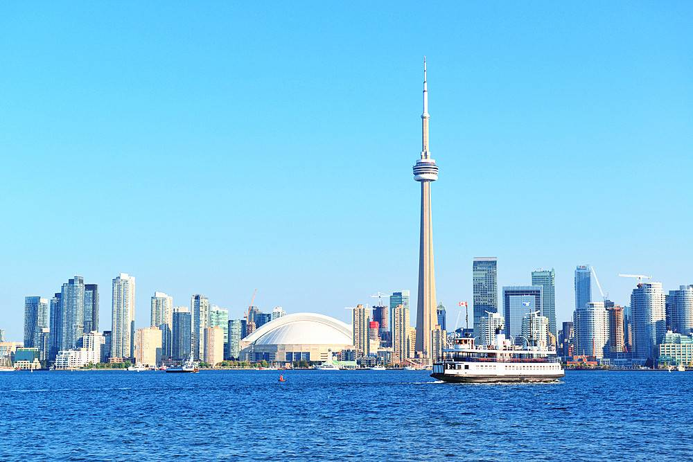 CN Tower Admission Ticket