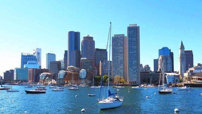 2 Días: Autobús Turístico a Boston y Rhode Island desde Nueva York