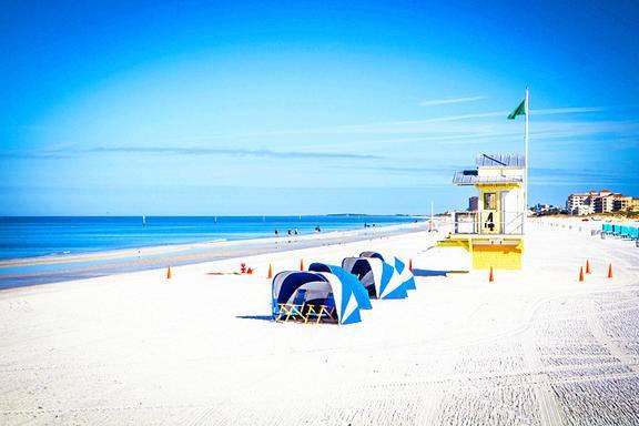 Tour en Autobús a la Playa Clearwater