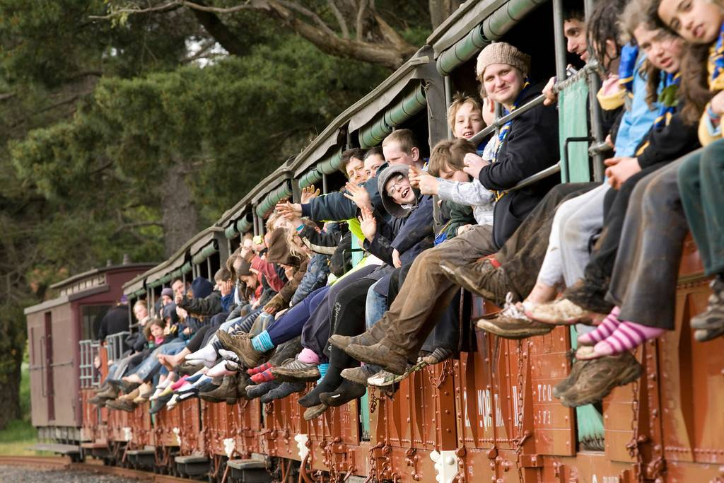 Puffing Billy Day Trip From Melbourne