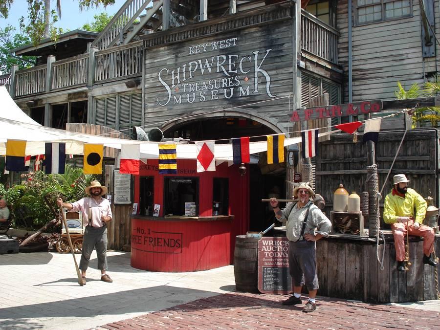 Key West Shipwreck Treasures Museum Tour