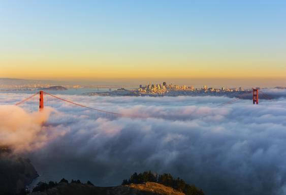 7 Días desde Los Ángeles: 17 Millas, San Francisco y Los Ángeles