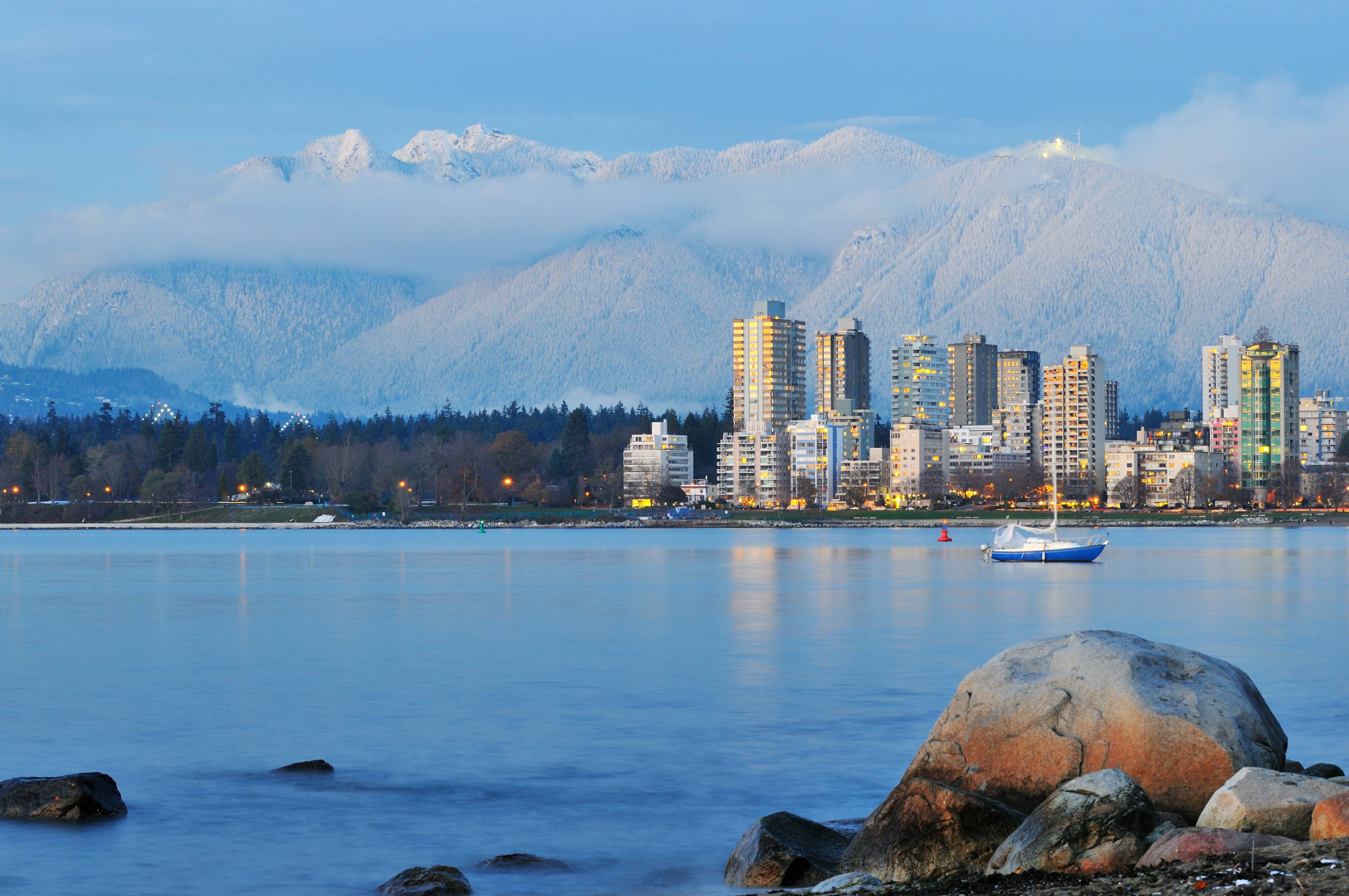 5-Day Vancouver, Victoria, Whistler Tour Package