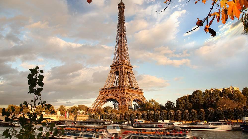 Paris Hotel Eiffelturm