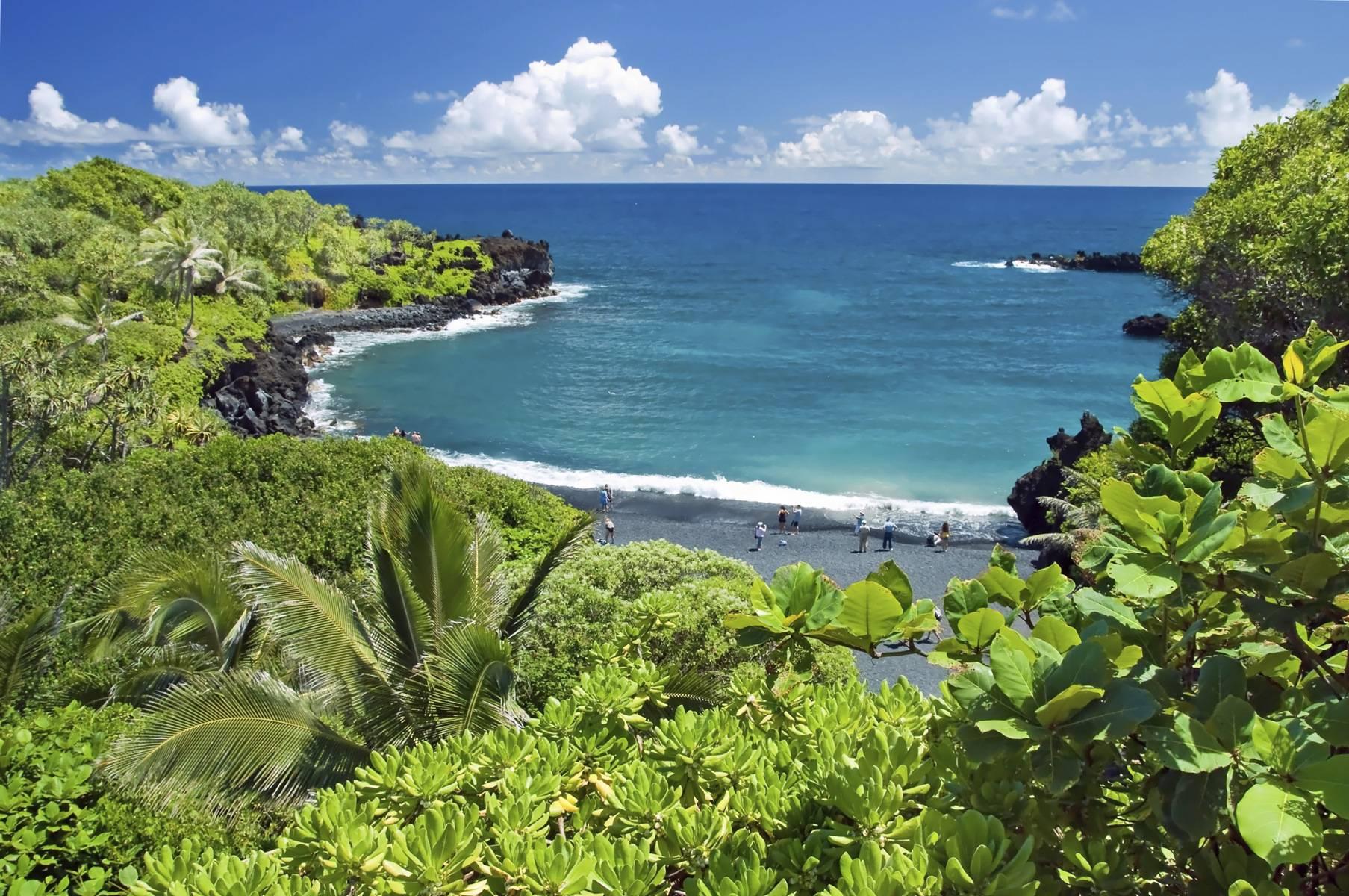 Deluxe Gold Maui Tour of Hana Adventure