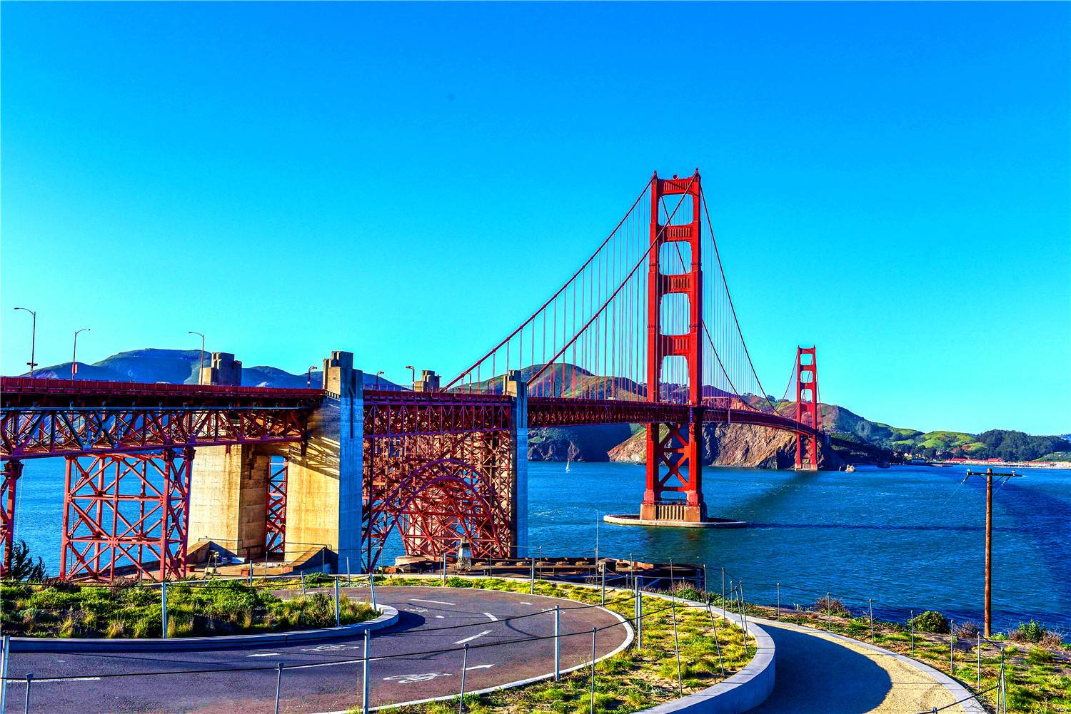 San Francisco Day Tour