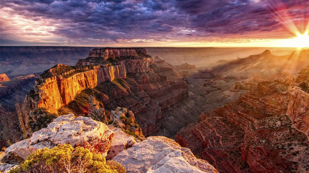 4-Day Yosemite, Las Vegas, Hoover Dam & Grand Canyon Tour from San Francisco