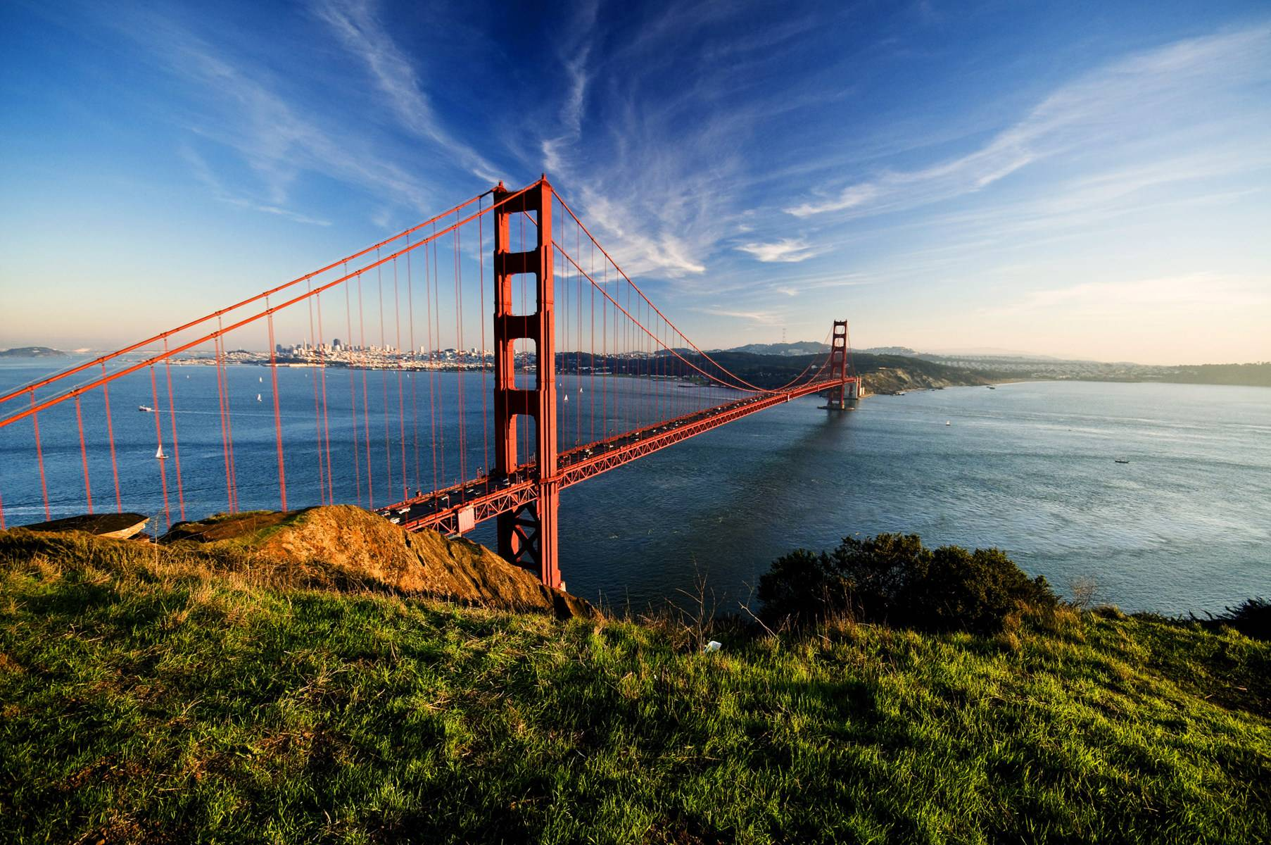 5-Day Highlights of California Tour From Los Angeles W/ California Theme Parks