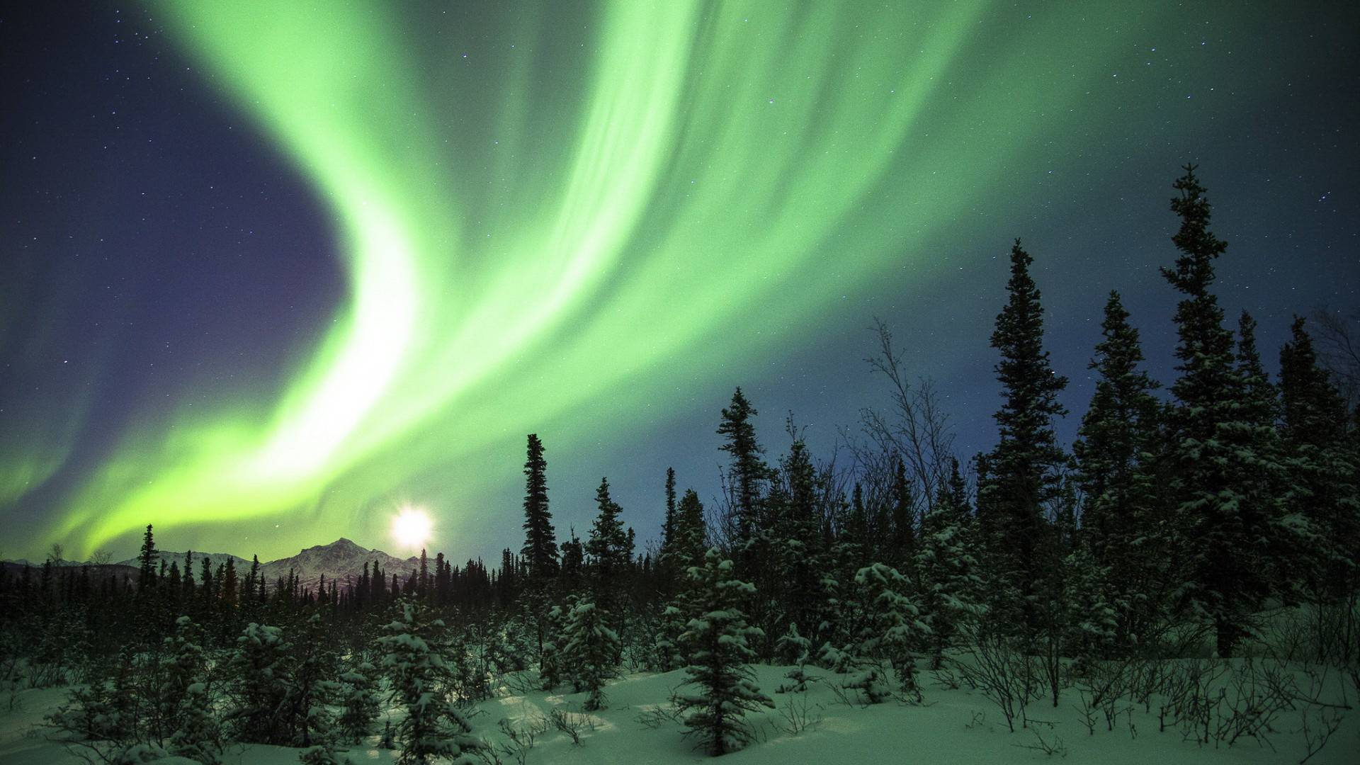 4-Day Canada Aurora Winter Special Tour in Yellowknife