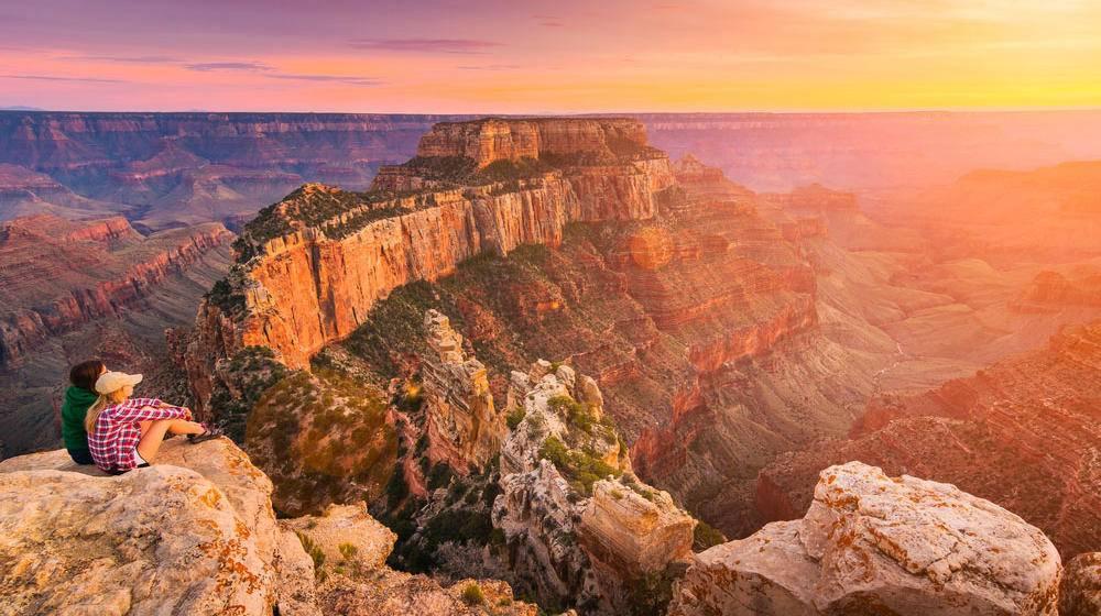 8 Day Grand Canyon San Francisco Bus Tour Tours4fun