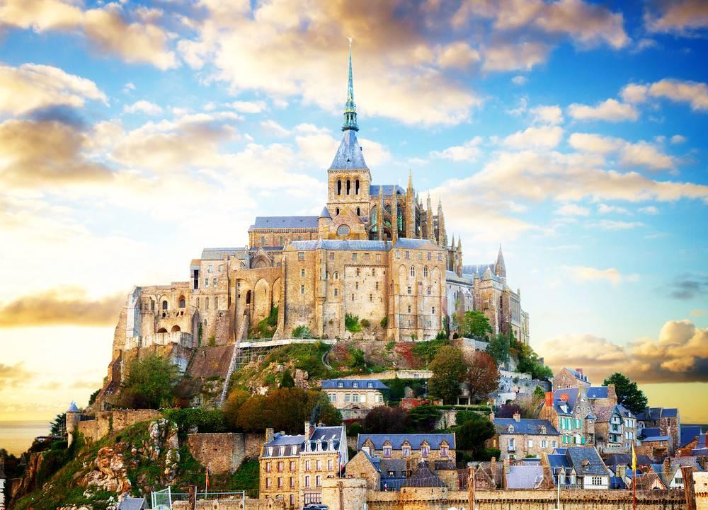 Mont Saint-Michel Day Trip from Paris w/ Hotel Transfers