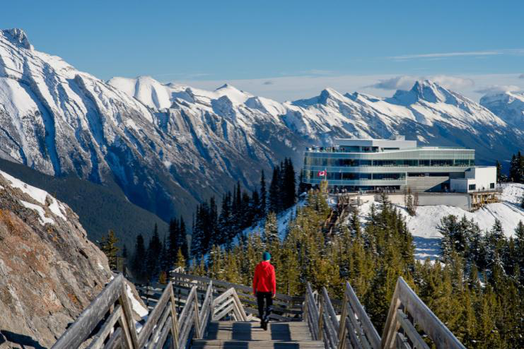 4-Day Stunning Canadian Rockies Tour From Calgary