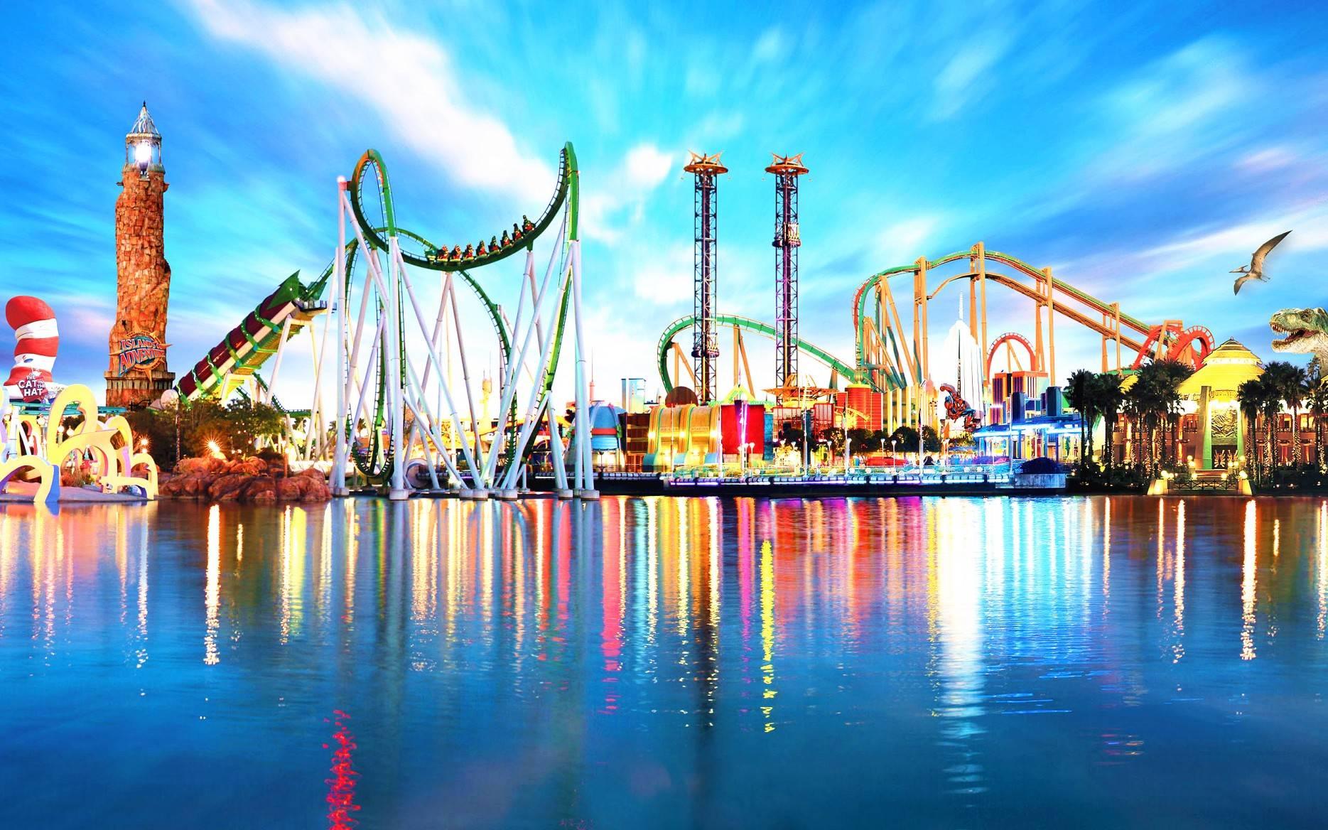 1-Day Universal Studios Florida (Admission Ticket)