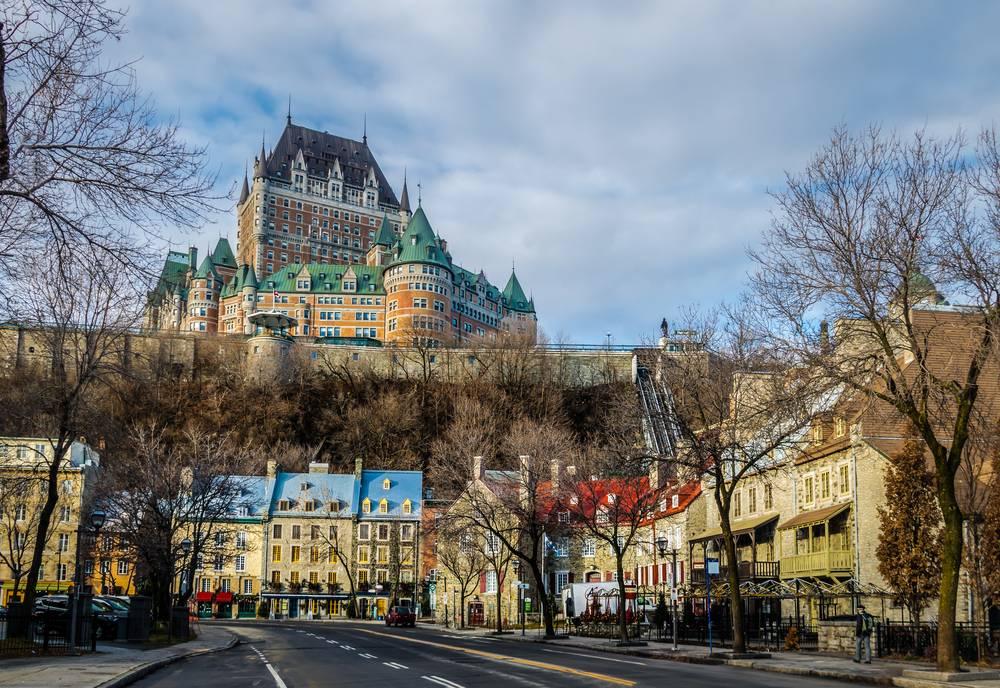【Small Group Tour】Niagara Falls: 6-Day Tour to Quebec, Ottawa and Montreal from Toronto