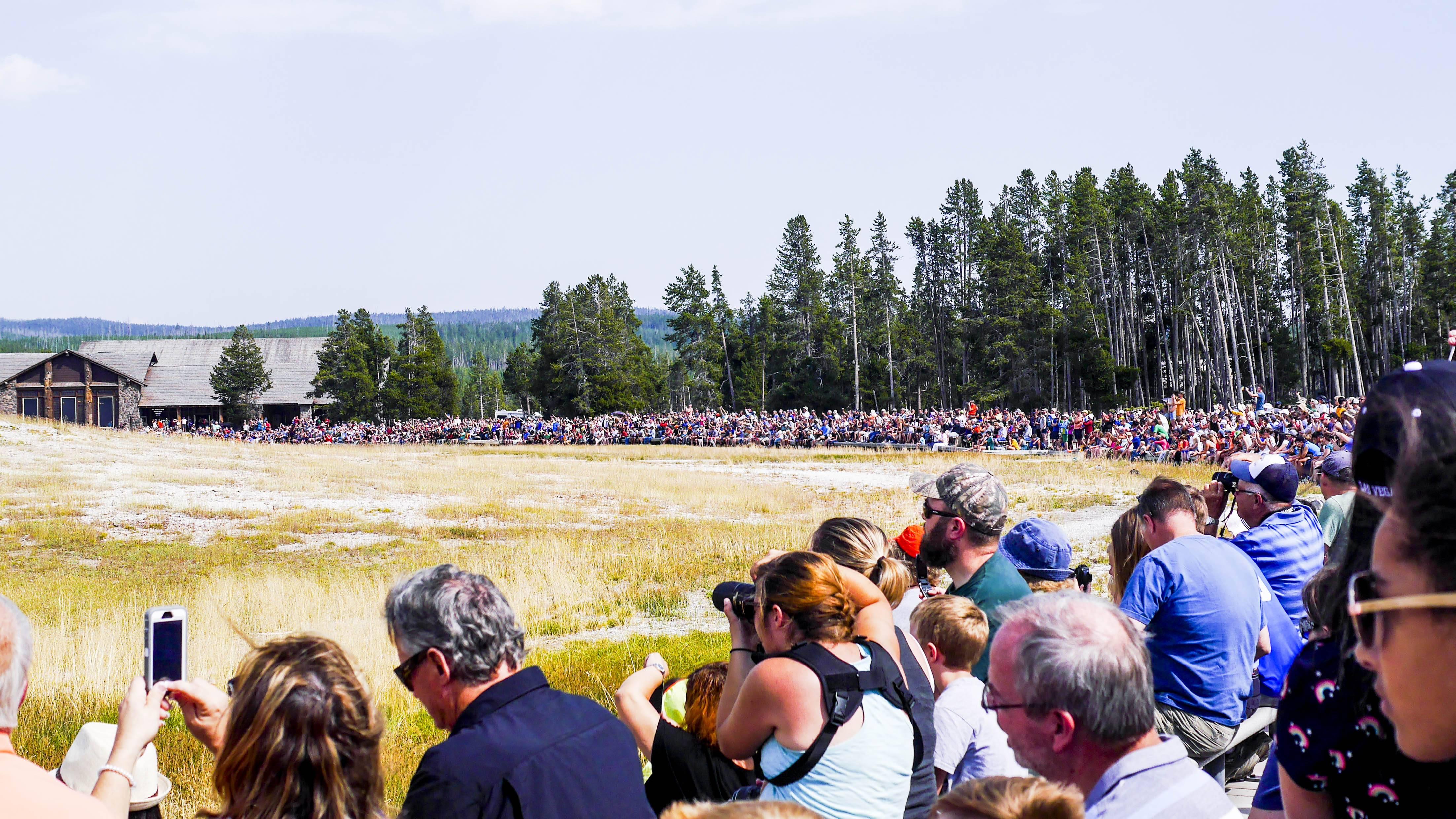 9-Day Yellowstone Bus Tour: Bryce Canyon, Grand Canyon West Rim, Grand Teton, Las Vegas and California Theme Parks