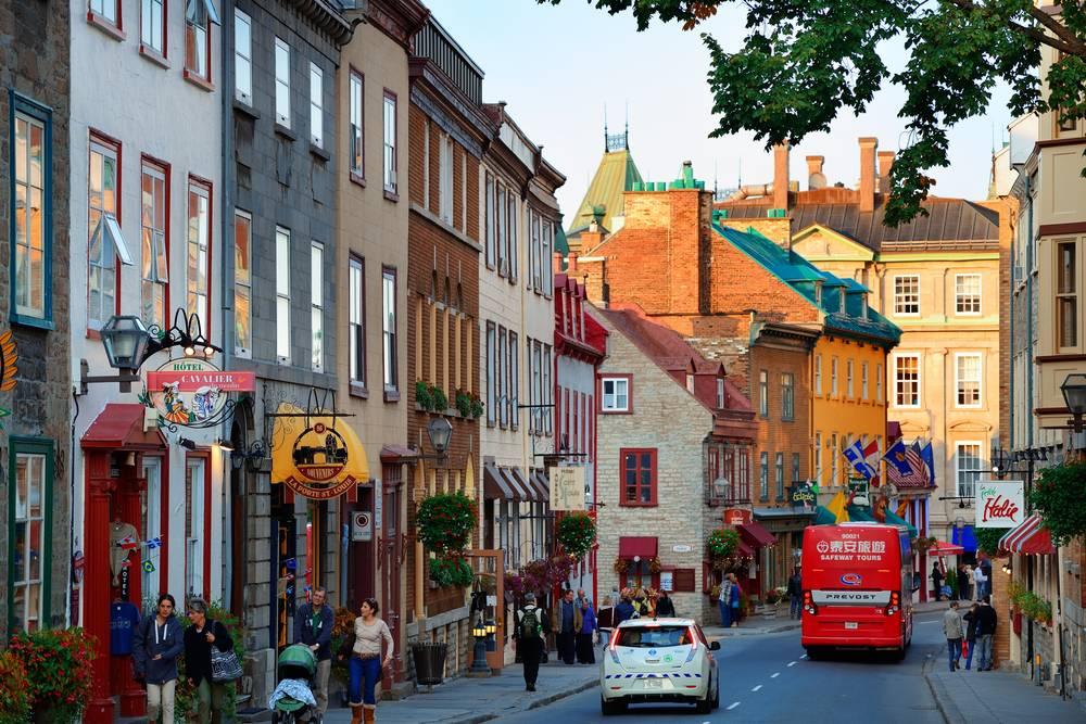 6-Day Bus Tour to Montreal, Quebec City, Ottawa, & Niagara Falls from Toronto