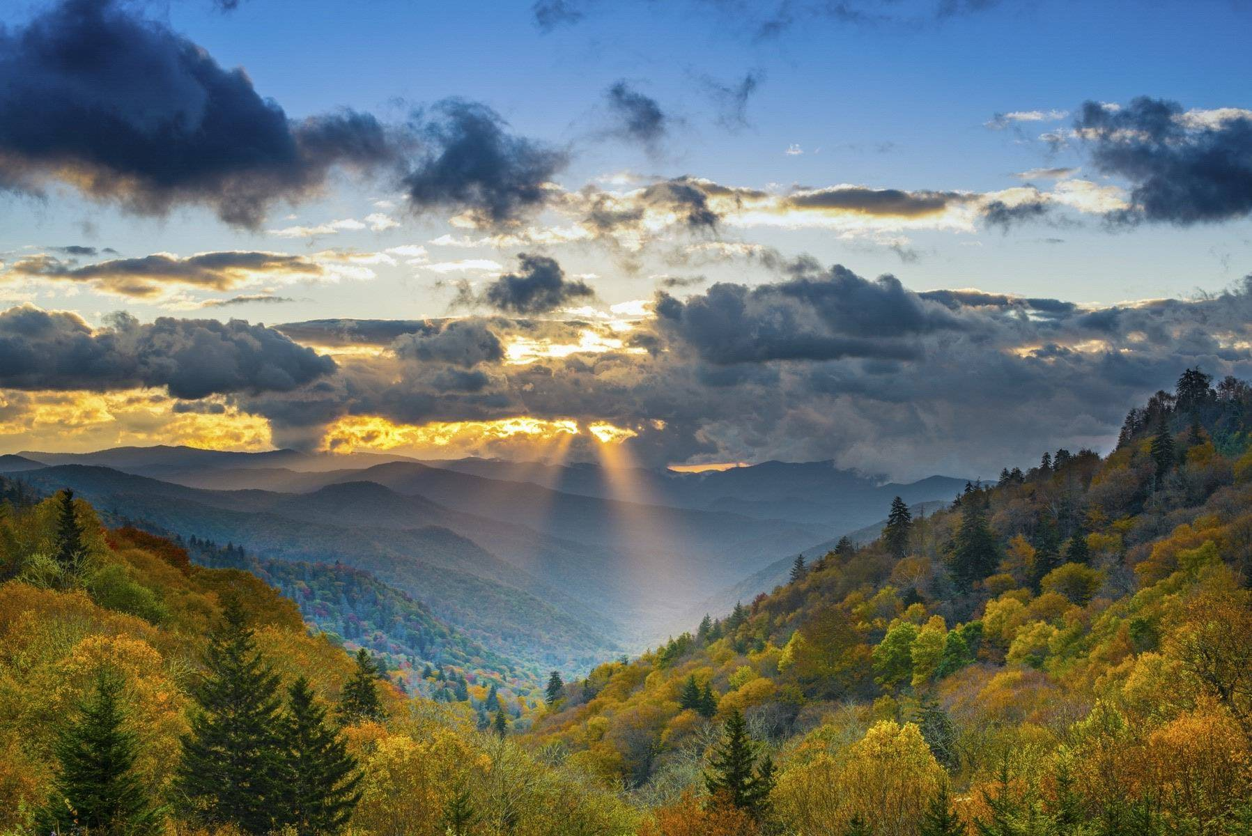 4-Day New York to Tennessee Tour: Great Smoky Mountains (Super Value)
