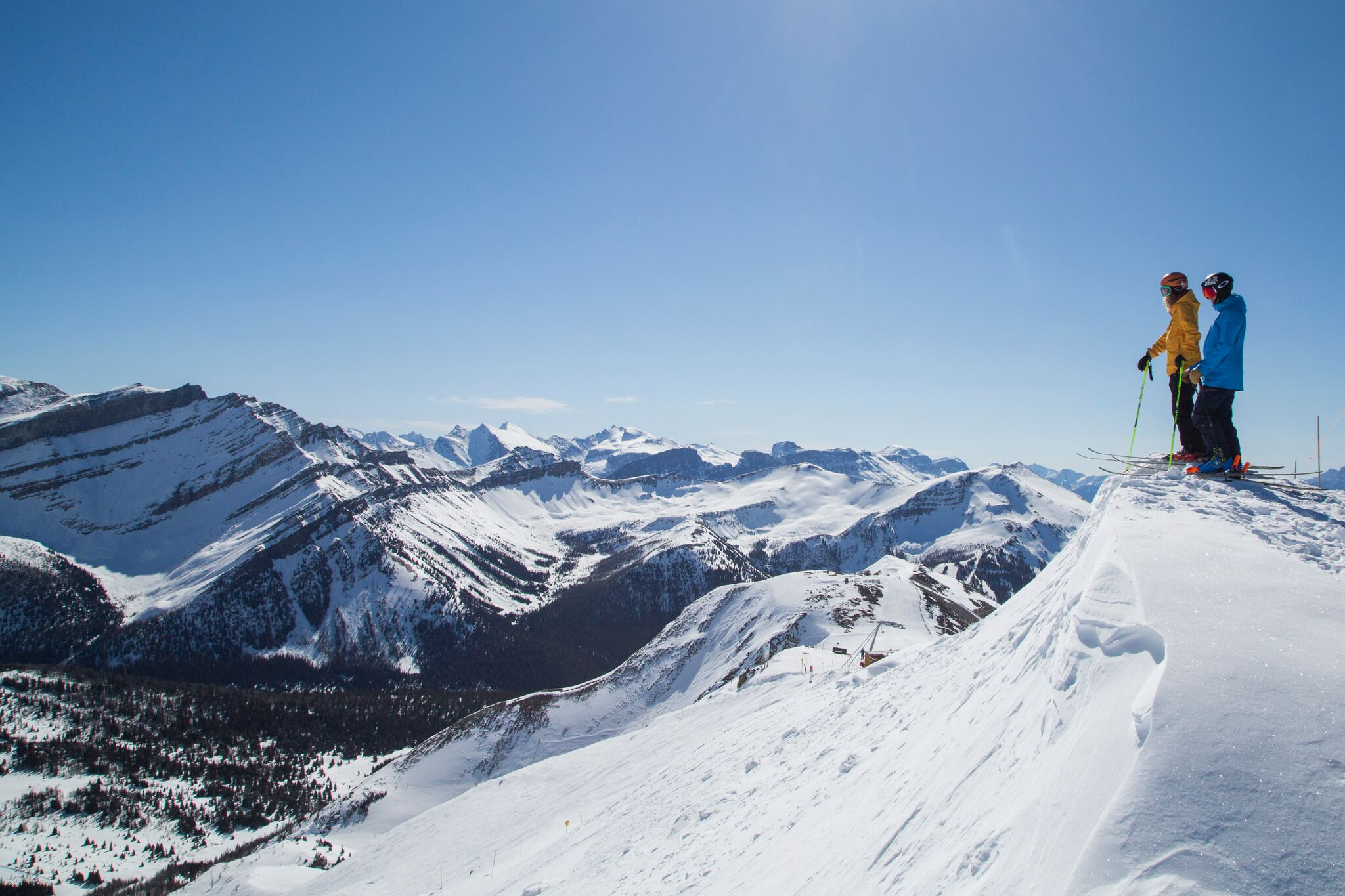 3-Day Thrilling Canadian Rockies Winter Tour
