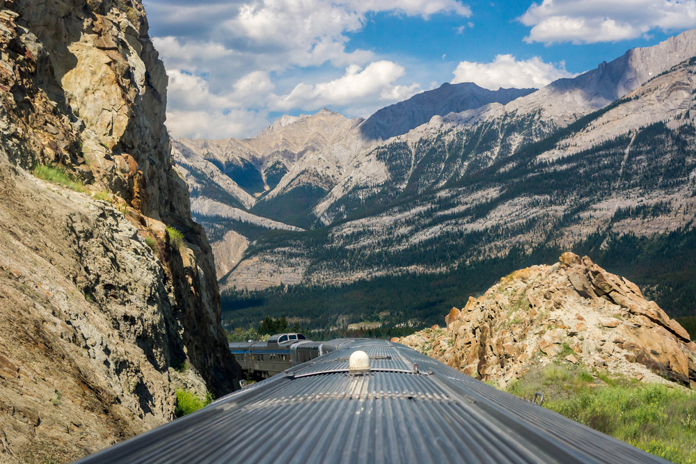 5-Day Canadian Rockies VIA Rail Tour From Vancouver