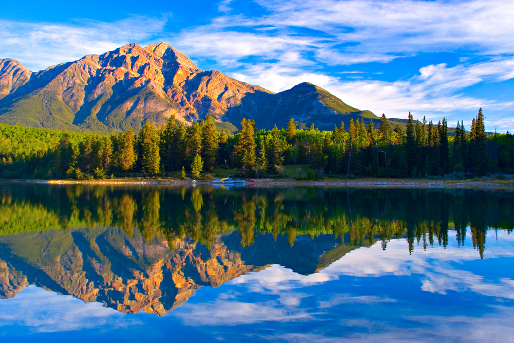 5-Day Canadian Rockies Tour From Edmonton