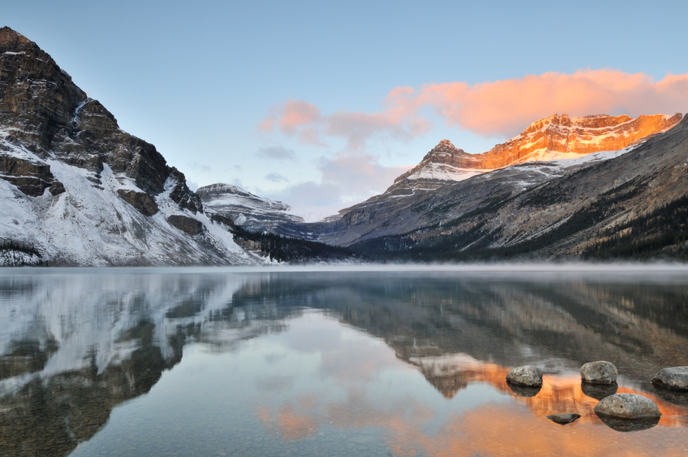 3-Day Rockies Fairmont Winter Tour from Calgary: Emerald Lake and Johnston Canyon