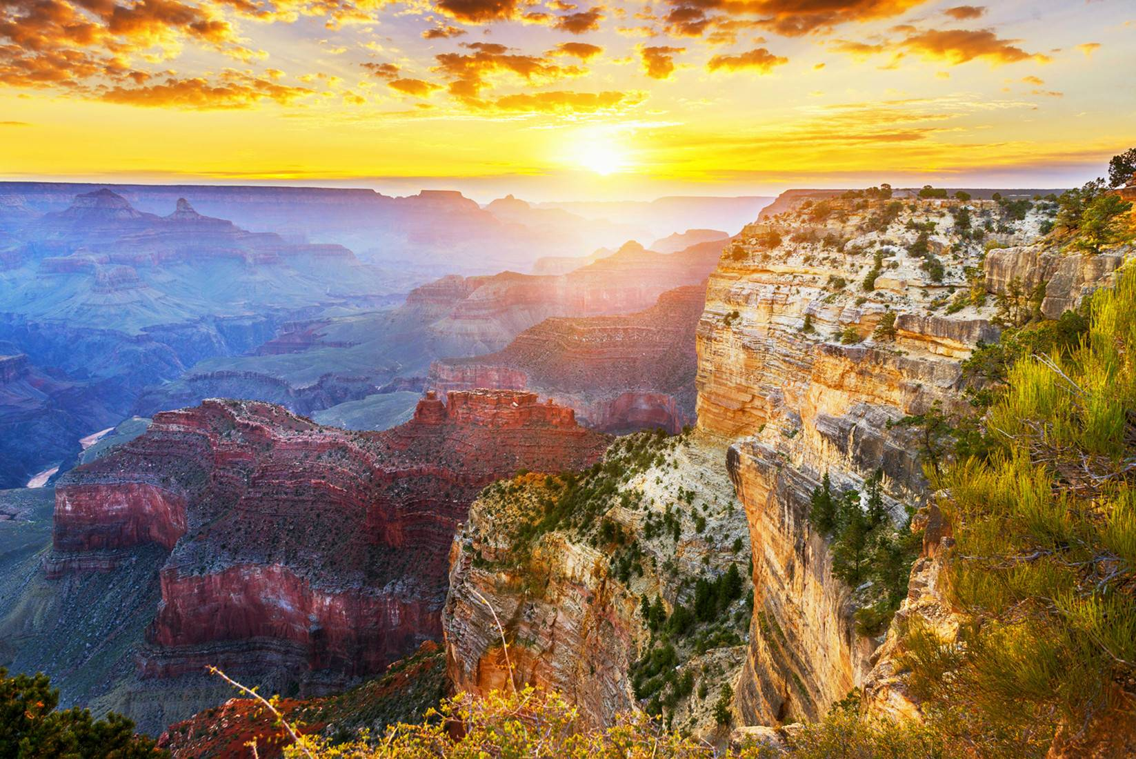 Natural Wonders Of The United States 1 Day Grand Canyon National Park Bus Tour Tours4fun