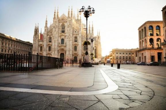 7 días: Tour en autobús por Italia, Suiza y Francia (salida de Paris)