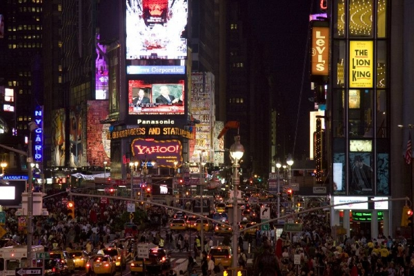 2-Day 2019 New Year's Eve Times Square Countdown Tour from Boston
