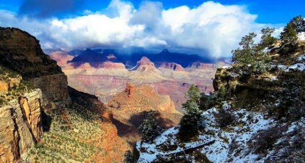 2 Días: Tours en autobús a Sedona, el Gran Cañón desde Phoenix