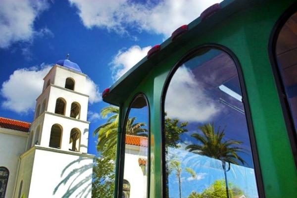 San Diego City Tour: La Jolla - Coronado - Balboa Park