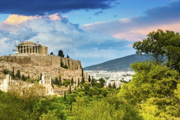 Athens Hop-On Hop-Off Sightseeing