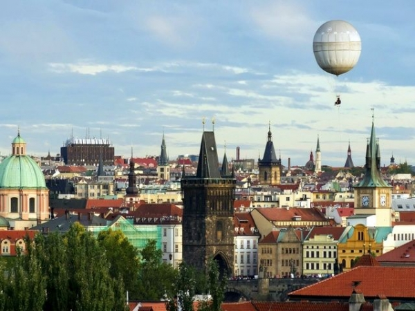 Prague Hop-On Hop-Off Sightseeing