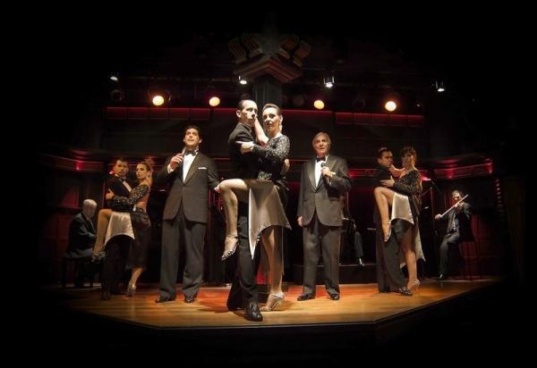 Tango Show at El Querandi