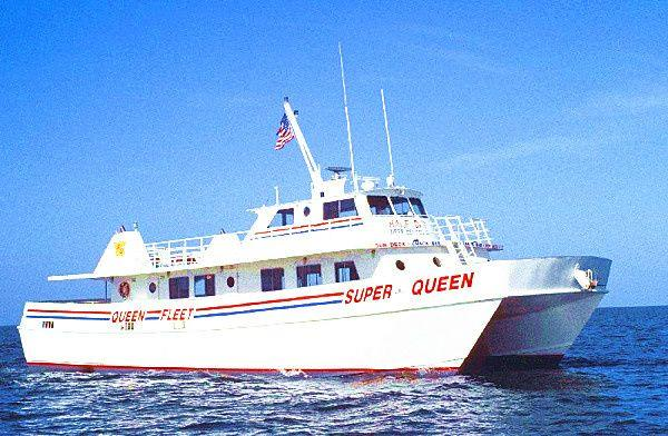 1-Day Deep-Sea Fishing and Clearwater Beach Tour