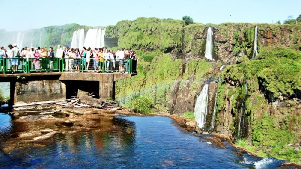 Iguazu Falls Tour From Puerto Iguazu: Argentina Side