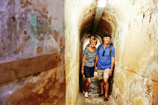 1-Day Rottnest Island Train & Tunnel Tour