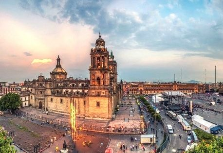 8-Day Splendid Mexico Tour: Mexico City - Puebla - Cancun
