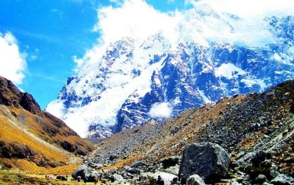 9-Day Salkantay Trek to Machu Picchu