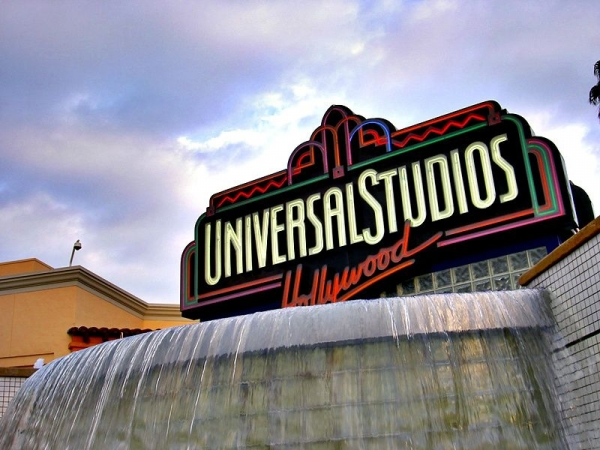 Universal Studios & Movie Stars Homes Tour