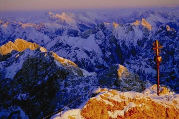 Zugspitze Day Trip From Munich