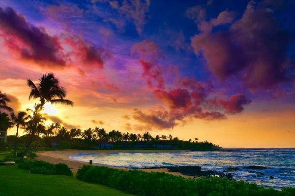 6-Day Amazing Hawaii Tour: Pearl Harbor, Mini-Circle Island, Polynesian Cultural Center, Island of Maui & The Big Island Tour Package