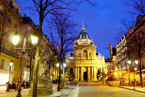 2-Hour Paris Latin Quarter Night Tour