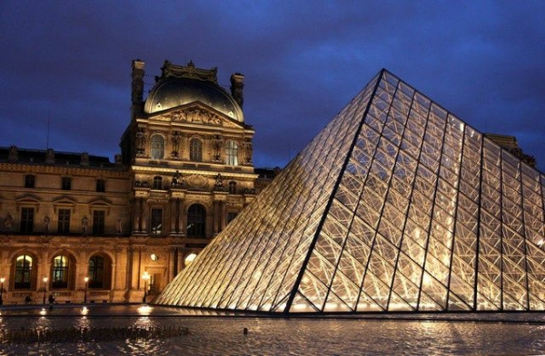 4.5-Hour Paris Night Tour by Bike with Seine River Cruise