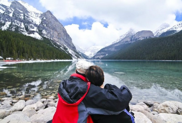 4-Day Canadian Rockies Winter Tour