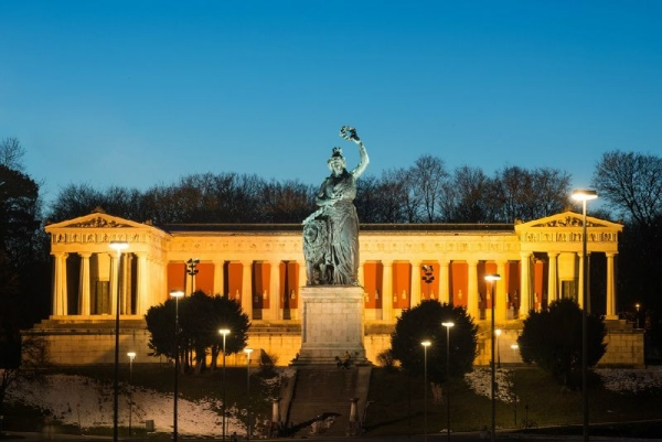 4.5-Hour Munich Night Tour