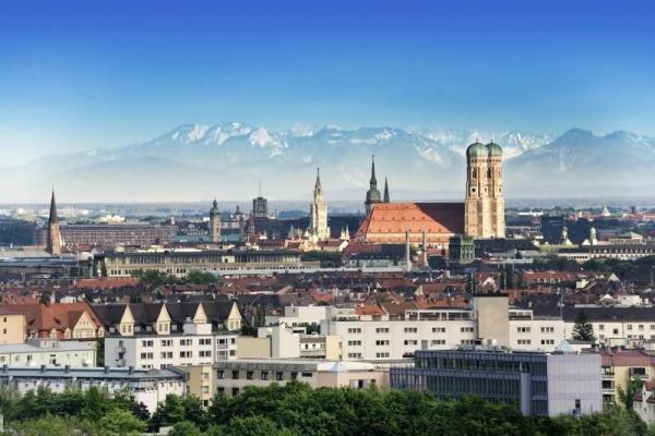 Munich Express Hop-on, Hop-off Tour: 24 Hour Pass